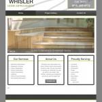 Whisler Home Improvement Screenshot