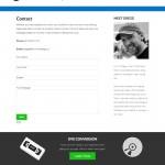TechKnowledge Contact Screenshot