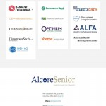 AlcoreSenior Partners Screenshot